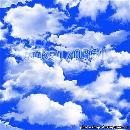 Раскраски небо облака